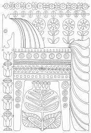 62 best coloring pages to print scandinavian coloring book