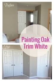 Painting Wood Windows White Inspiration Another Person Who Painting All Their Oak Trim White It S