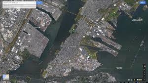 Usa Google Maps by Bayonne New Jersey Map