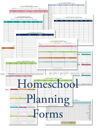printable homeschool lesson plan template free homeschool gradebook template homeschooling 101 a guide to