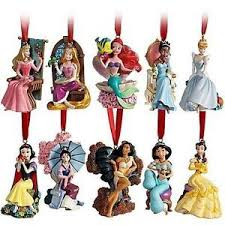 disney princess ornaments ebay
