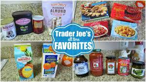 trader joe u0027s favorites youtube