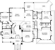 luxury open floor plans central kitchen is of open floor plan 23205jd