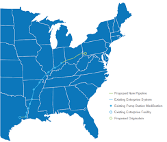 Alaska Pipeline Map by Natural Gas Punishingly Low Liquids Prices Challenge A Surge Of