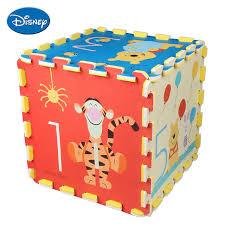 tappeto puzzle disney disney princess winnie the pooh 31 cm bambini piano puzzle