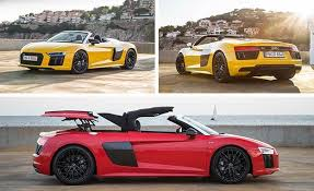 second generation audi r8 2017 audi r8 spyder 2017 audi r8 spyder car and car