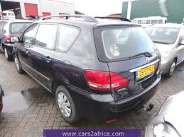toyota avensis verso toyota avensis verso 2 0 53133 used available from stock