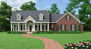 southern house plan southern house plan with 3 bedrooms and 2 5 baths plan 5558