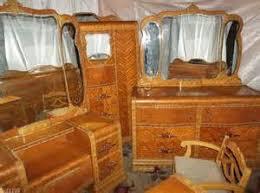 1945 art deco bedroom set home u003e furniture u003e more furniture and