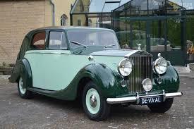 green rolls royce classic 1948 rolls royce silver wraith park ward saloon sedan