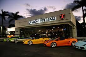 car sales lamborghini lamborghini closes largest dealer autoevolution