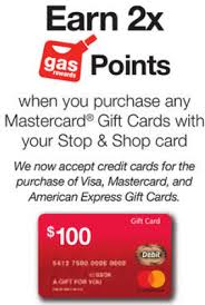 gas gift card deals free fuel points at stop shop with new mastercard gift card