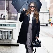 how to wear tuxedo pants video popsugar fashion