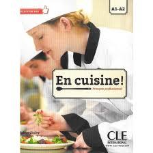 en cuisine podręcznik poziom a1 a2 cd cholvy jerome okładka