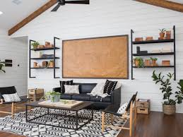 livingroom wall 5 reasons to put shiplap walls in every room