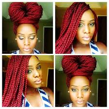 noir pre twisted senegalese twist 31 best love red hair images on pinterest natural hair