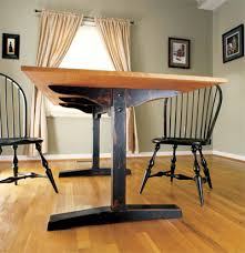 Shaker Trestle TableSave Money On Wood - Trestle table design