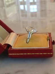 jewel of the week 5 carat cartier art deco diamond ring pricescope