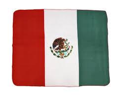 Guadalupe Flag Amazon Com Mexican Flag Fleece Throw Blanket Mexico 60