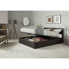 Leather Ottoman Bed 5 U0027 Tivoli Faux Leather Ottoman Bed Frame