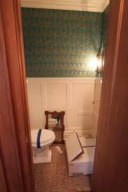 The Powder Room Chicago Oak Park Mansion Renovation Part 2 Lisa Wolfe Design