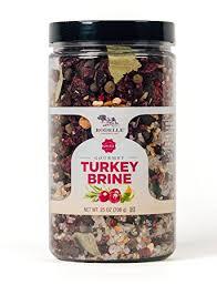 turkey brine mix rodelle turkey brine 25 ounce grocery gourmet food