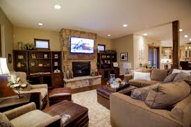 family room designs with fireplace stone fireplace designs with tv above for elegant family room decor