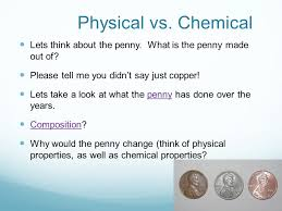 what is chagne made of do now 7 a physical change occurs when a substance changes form