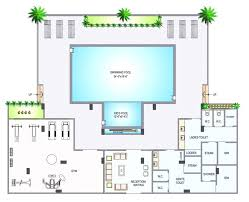 House Plans With A Pool Modern Clubhouse Plans Ideas With Landscaping Home Design Kahode