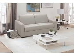 lit canape canapé lit nessi gris