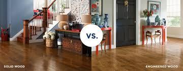 Hardwood Vs Engineered Wood Wood Flooring High Quality Solid And Engineered Hardwood