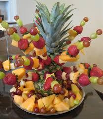 fruit basket ideas photo baby shower fruit basket image