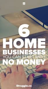 53 best work related images on pinterest extra money extra cash 6 home businesses you can start with no money