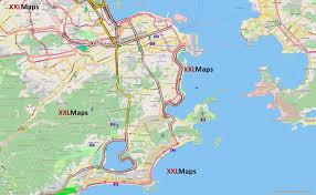 Map Of Rio De Janeiro Rio De Janeiro City Map Free Download For Smartphones Tablets