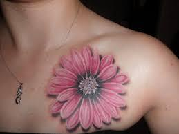 flower tattoo images u0026 designs