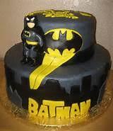 batman cakes ideas