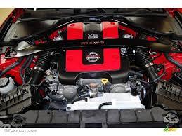 nissan 370z nismo engine 2009 nissan 370z nismo coupe 3 7 liter dohc 24 valve vvel vq37vhr