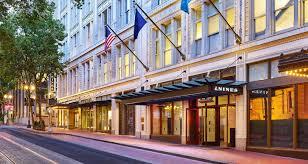 luxury hotel portland downtown hotel the nines hotel