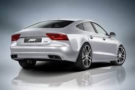 audi a7 kit audi a7 sportsback abt kit with exhaust cargym com