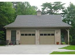 Backyard Garage Ideas 2 Car Garage Plans Two Car Garage Designs The Garage Plan Shop