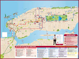 Central Park New York Map by Big Bus In New York