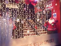 Christmas Window Decorations by Window Christmas Decorations Uk U2013 Decoration Image Idea