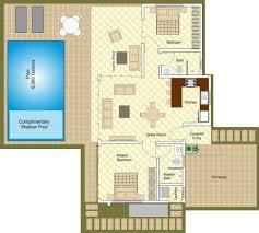 casa linda floor plans cabarete real estate dom rep