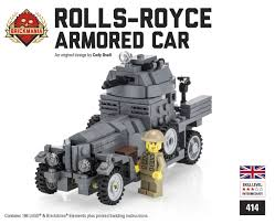 vauxhall lego rolls royce armored car gray armored car lego and lego military