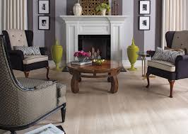 white washed oak flooring living room traditional with burgundy