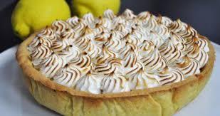 tarte au citron meringuée hervé cuisine meilleure recette de tarte au citron meringuée en vidéo