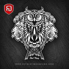 desain gambar untuk distro for sale desain kaos owl king long distance project flickr
