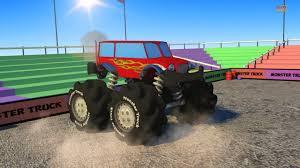 monster trucks on youtube videos monster trucks song wheels on the bus nursery rhymes for baby