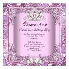 cheap quinceañera 15th birthday party invitations u0026 announcements