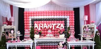 minnie mouse theme party minnie mouse theme birthday party in delhi gurgaon noida